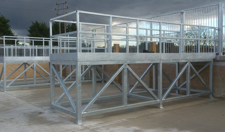 Steelwork-image-1-Havant-Waste-Recycling-plant